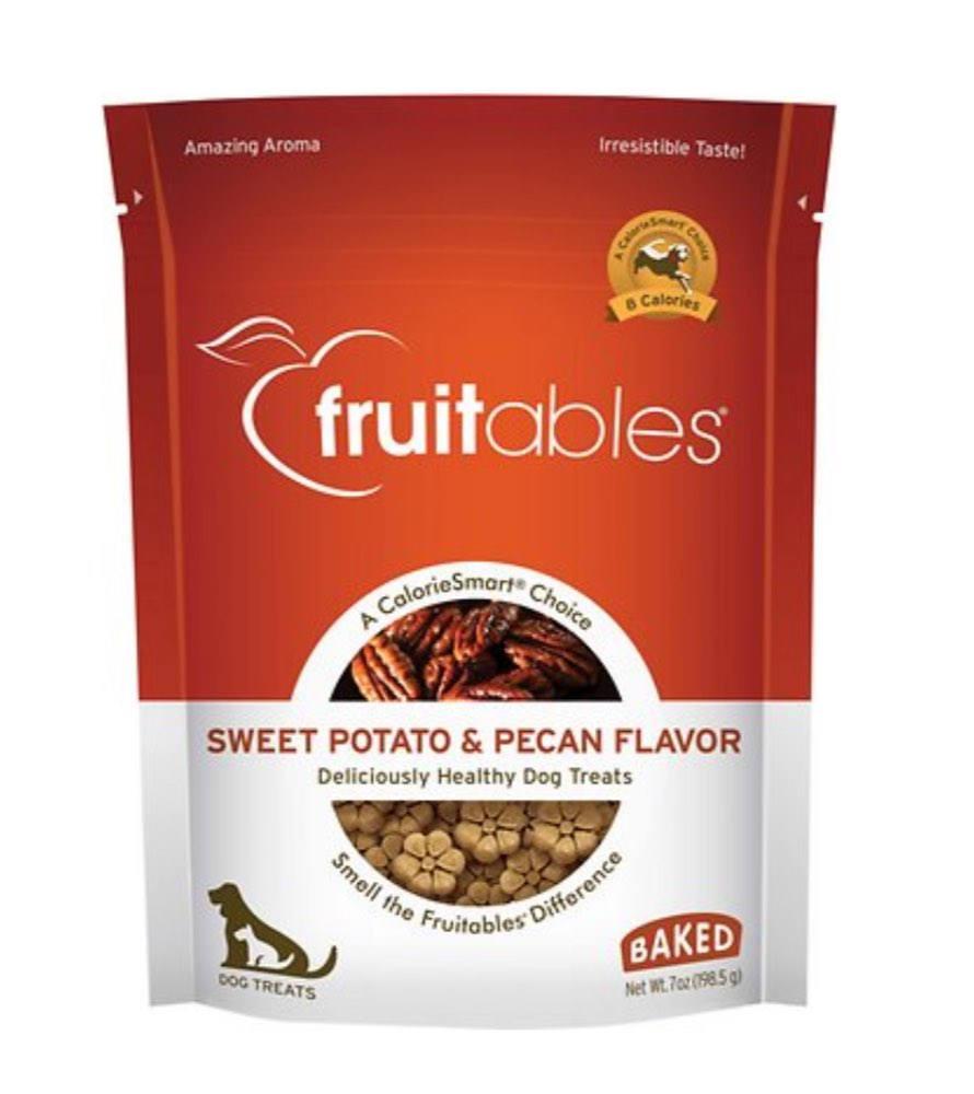 Baked Dog Treats Sweet Potato Amp Pecan 7 Oz 198 Gm Pets 1st